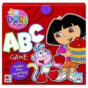 Dora Explorer learning