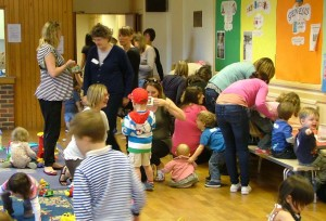 parent-toddler group