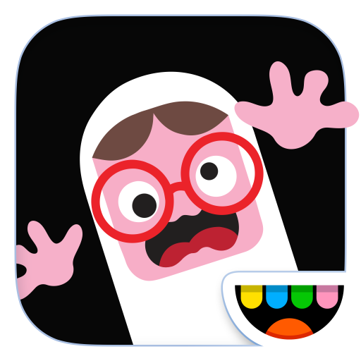 BOO! Core Vocabulary for kids with disabilities