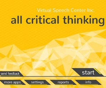 Critical Thinking: App Review