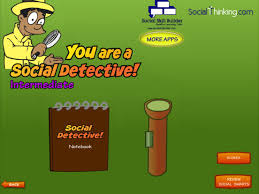 You are a Social Detective Intermediate – Teaching Social Skills