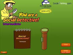 You are a Social Detective Intermediate – Teaching Social Skills
