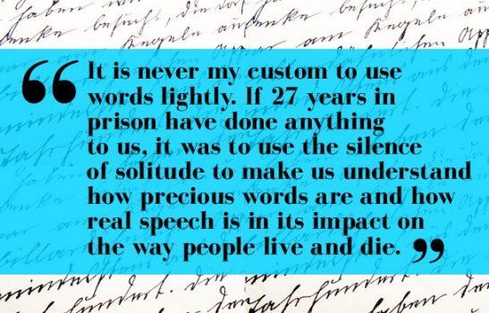 words are precious