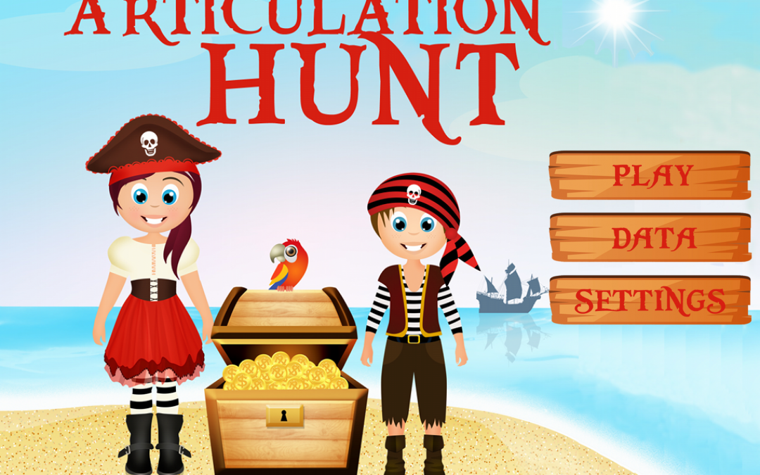 Articulation Hunt – App Review and Giveaway