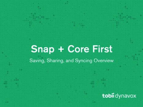 snap + core First