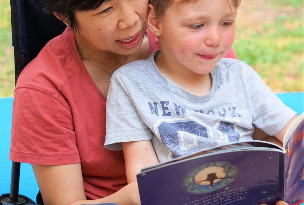How do I get my child to read? Five easy ways