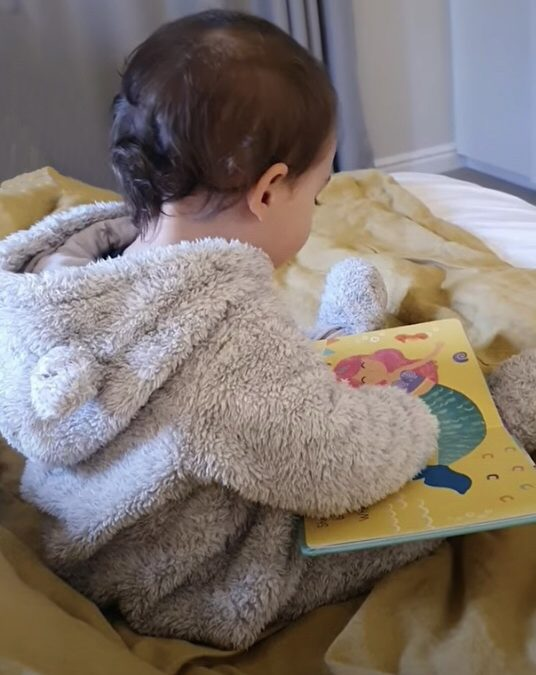 When should you read to your baby?